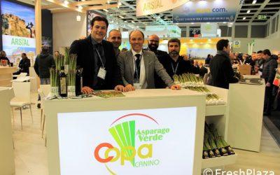 La C.O.P.A. a Fruit Logistica 2018 (Berlino, 7-9 febbraio)