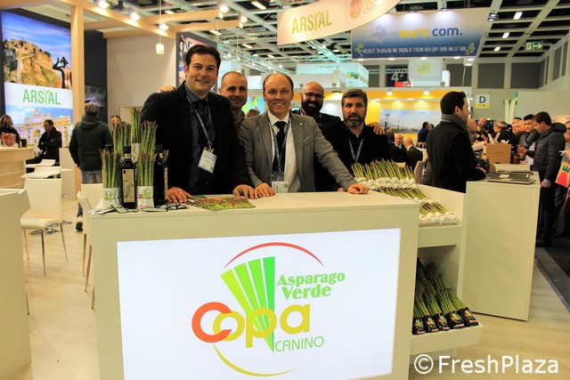 C.O.P.A. at Fruit Logistica 2018 (Berlino, 7-9 February)